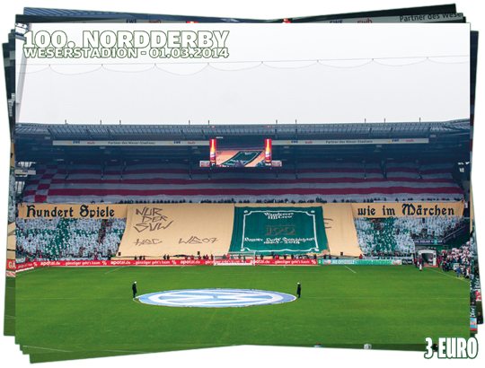 Poster - Choreo 100. Derby A4