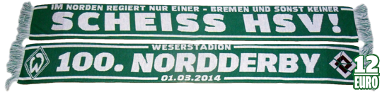 100. Nordderby!